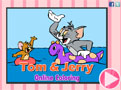 Tom si Jerry Online de Colorat