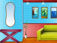 Joc de Decorat Case si Camere