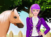 Barbie si Calul ei