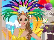 Barbie la Carnaval