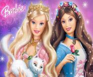 Joc Puzzle Barbie