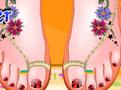 Pedichiura Barbie Online