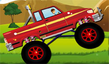 Ben ten si Monster Truck