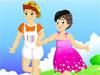 Cuplu Copii Mici