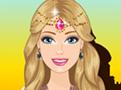 Printesa Barbie in Egipt