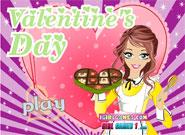 Ciocolata de Valentine's Day
