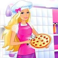 Barbie la Bucatarie