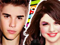 Selena si Justin Make Up 2013
